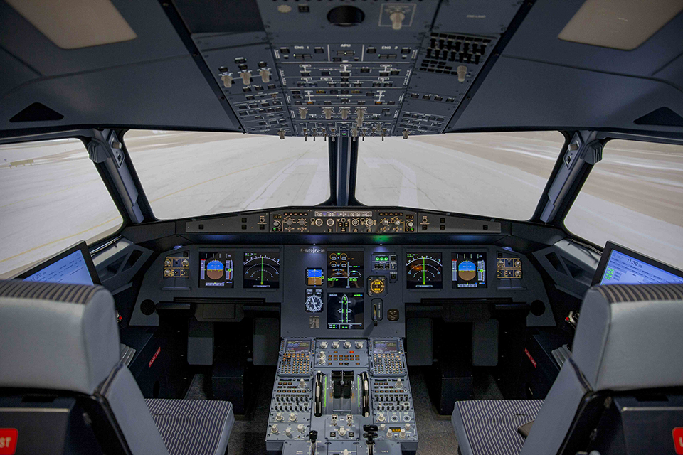 Cockpit Aviasim