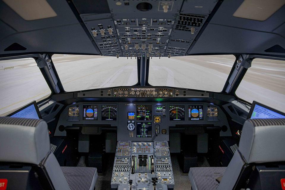 Cockpit Aviasim