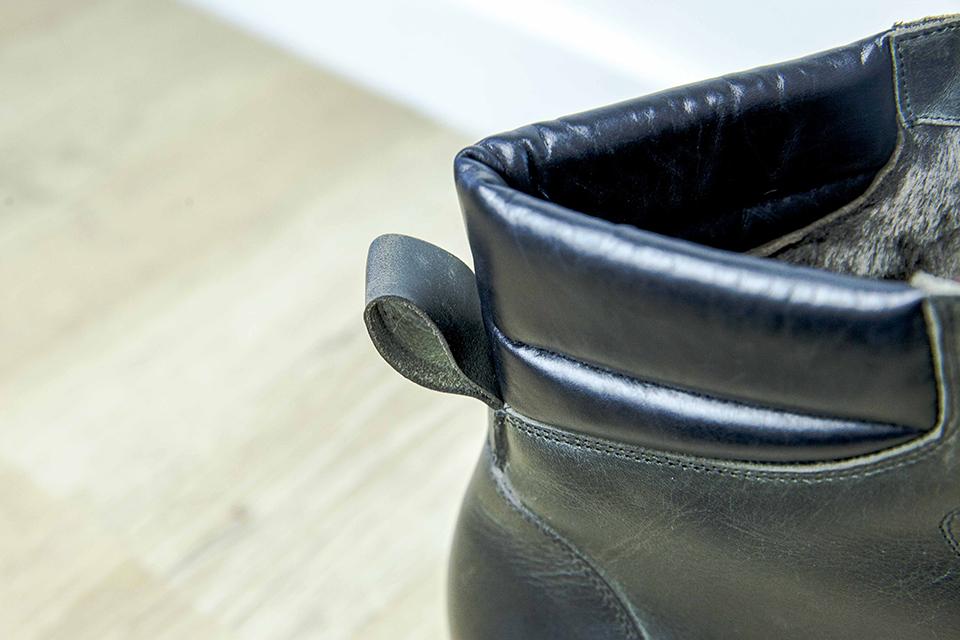 Boots Shoepassion languette