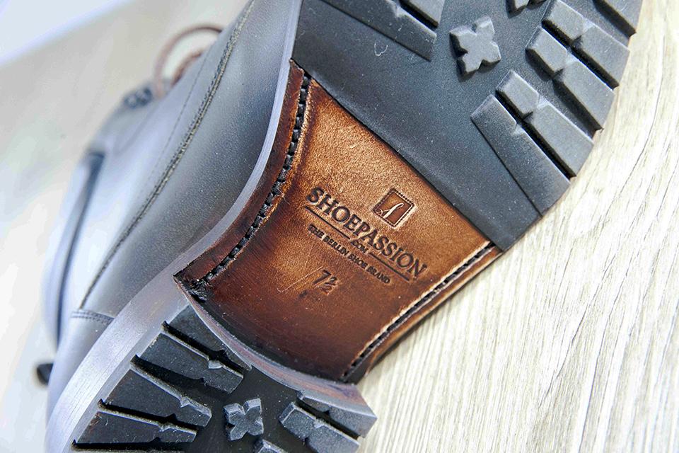 Boots Shoepassion semelles marque