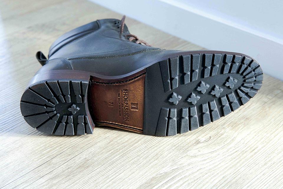 Boots Shoepassion semelles