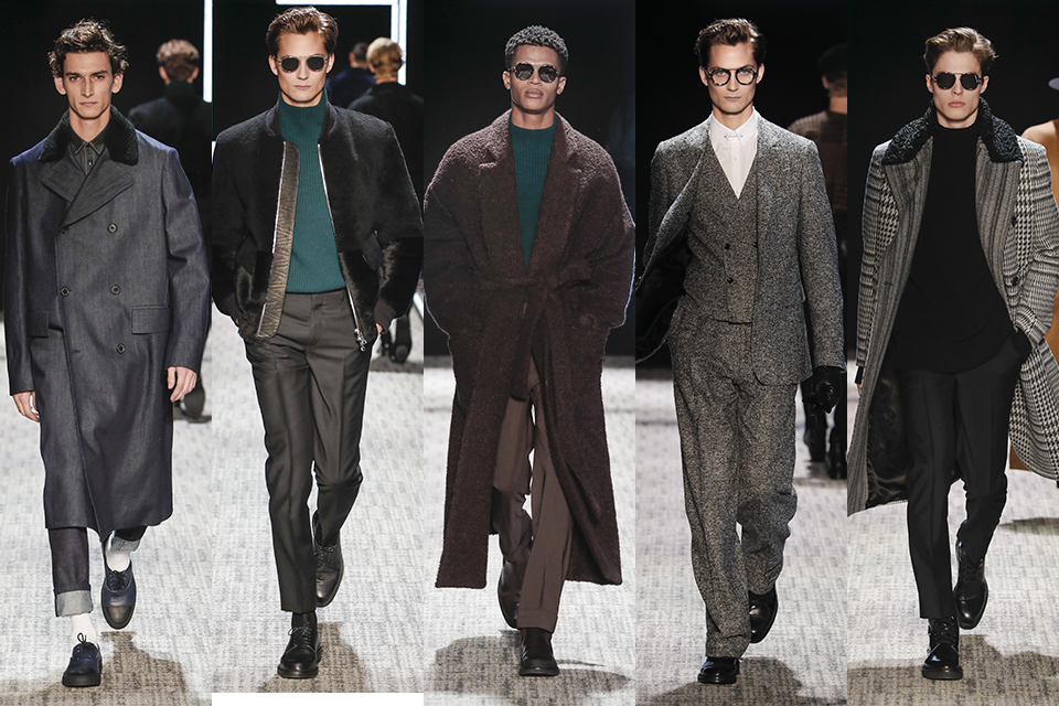 cerruti paris fashion week fall winter 17 18