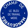 Champs de manoeuvre Logo
