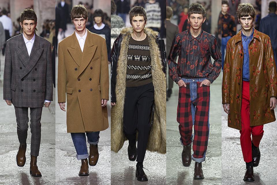 dries van noten paris fashion week fall winter 17 18