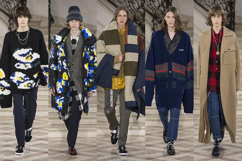 études studio paris fashion week fall winter 17 18