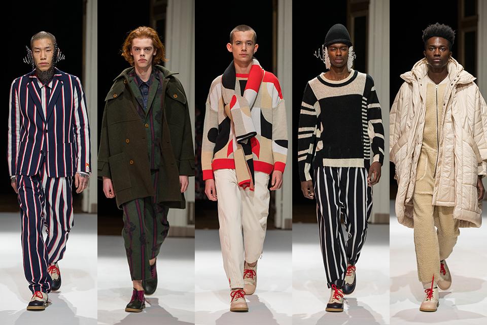 henrik vibskov paris fashion week fall winter 17 18