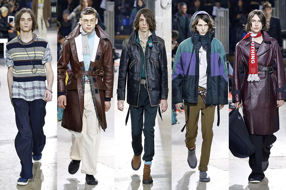 lanvin paris fashion week fall winter 17 18