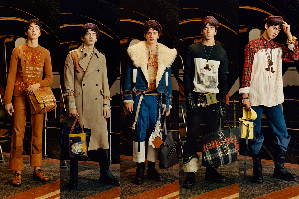 loewe paris fashion week fall winter 17 18