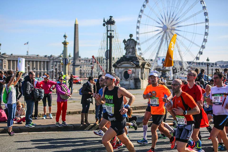 Marathon Paris Concorde