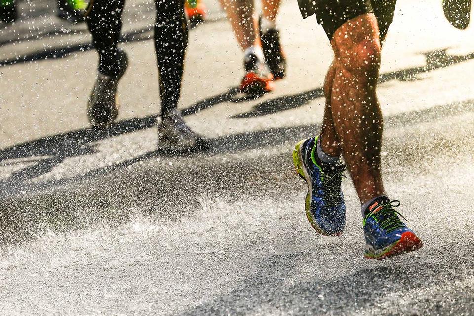 Marathon Pluie
