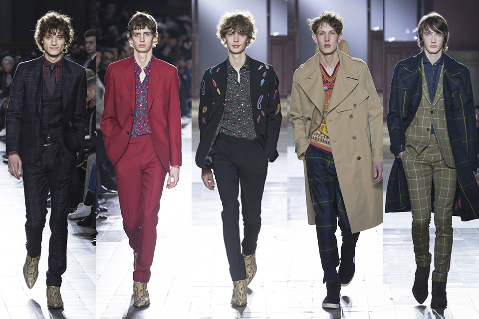 paul smith paris fashion week fall winter 17 18