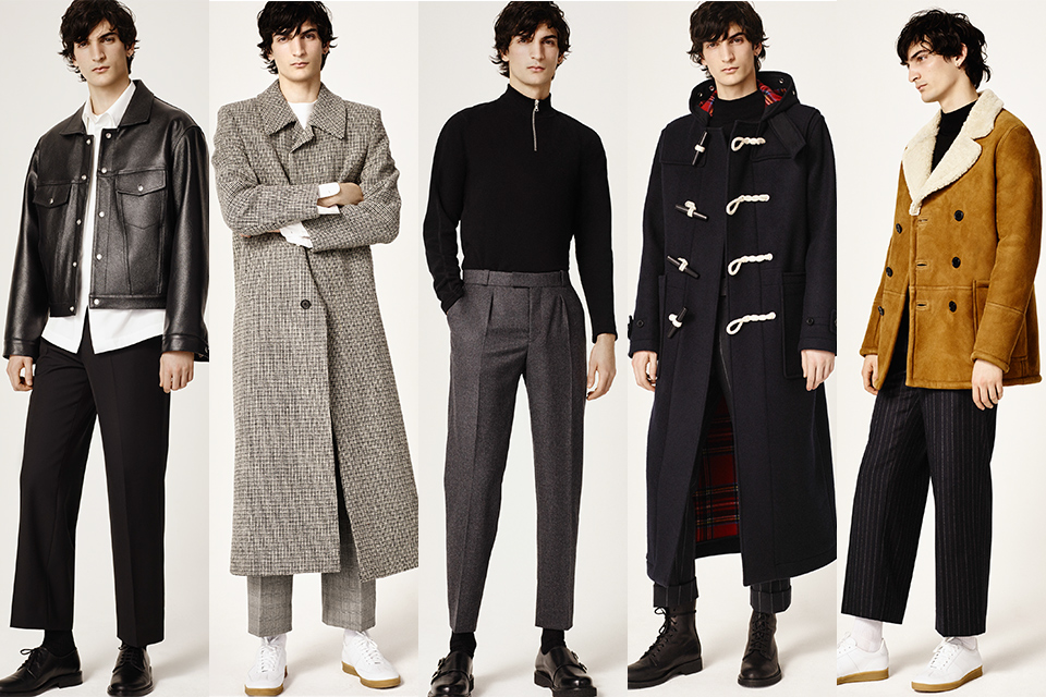 sandro paris fashion week fall winter 17 18