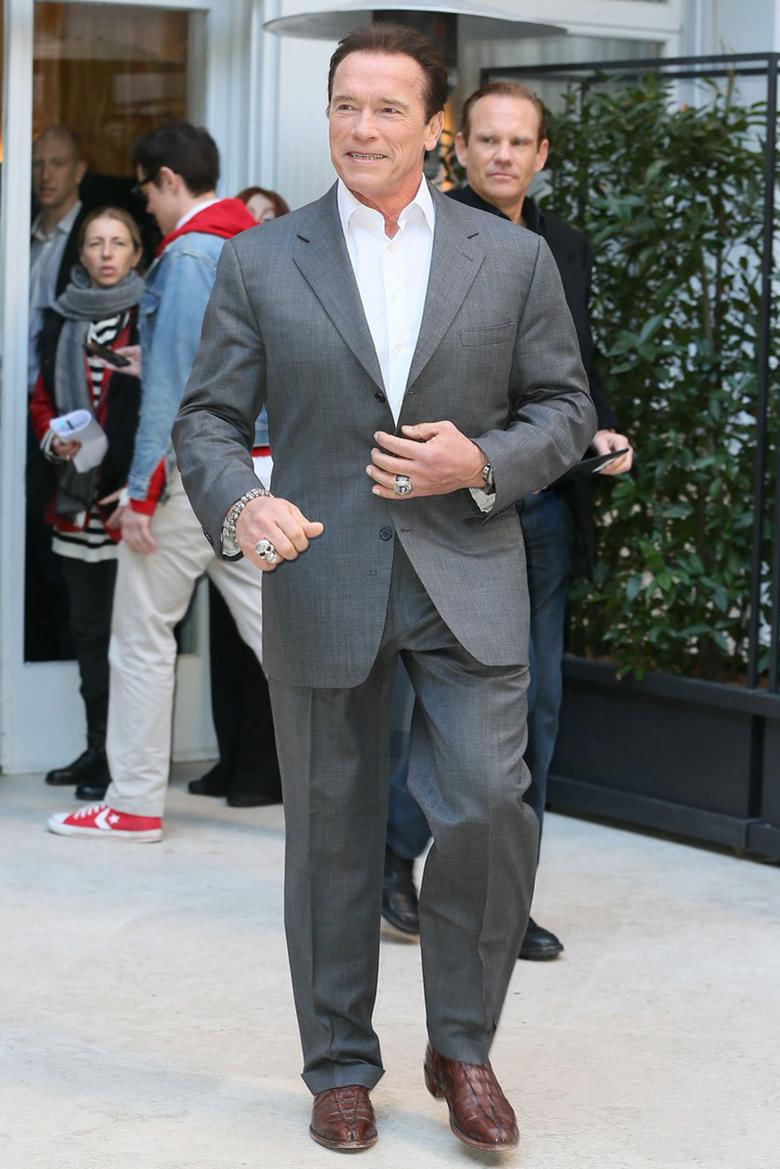 Schwarzenegger Costume