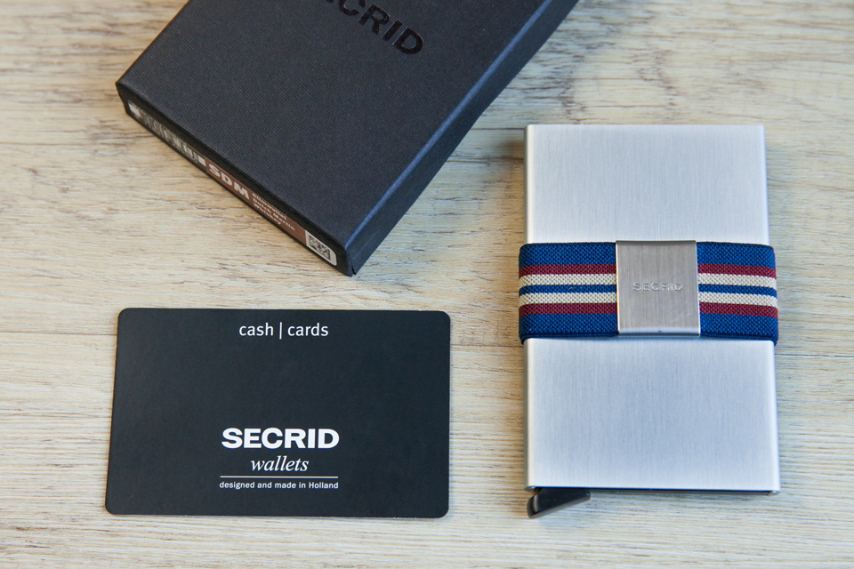 Secrid wallet brand