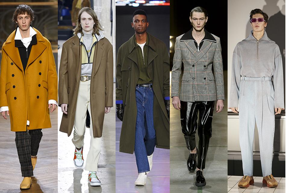 tendance pull camionneur paris fashion week