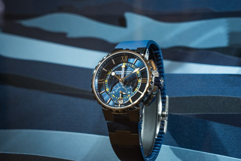 ulysse nardin marine regatta watch