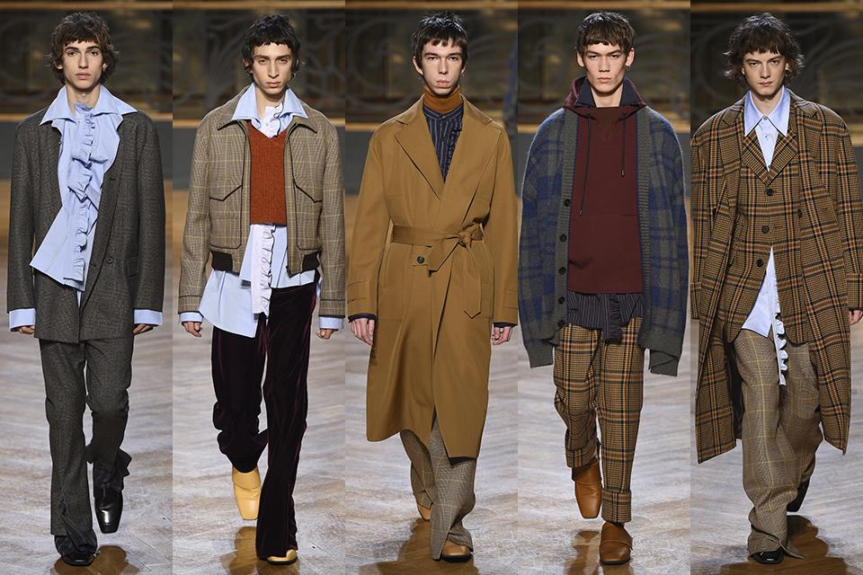 wooyoungmi paris fashion week fall winter 17 18