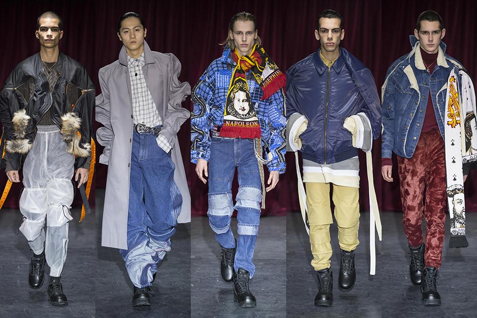 y project paris fashion week fall winter 17 18