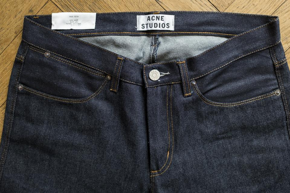 Jeans Acne Max   Test   Avis e7b8d74e882