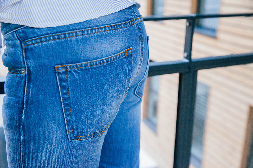 Balibaris Mick Jeans Porte Fesses