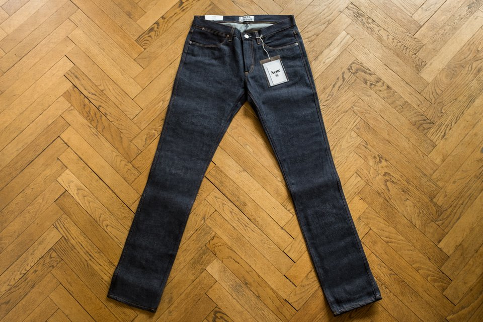 Jeans Acne Max avis