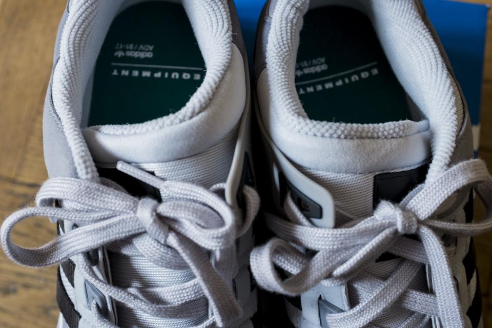 Baskets Adidas EQT Support RF : Test & Avis