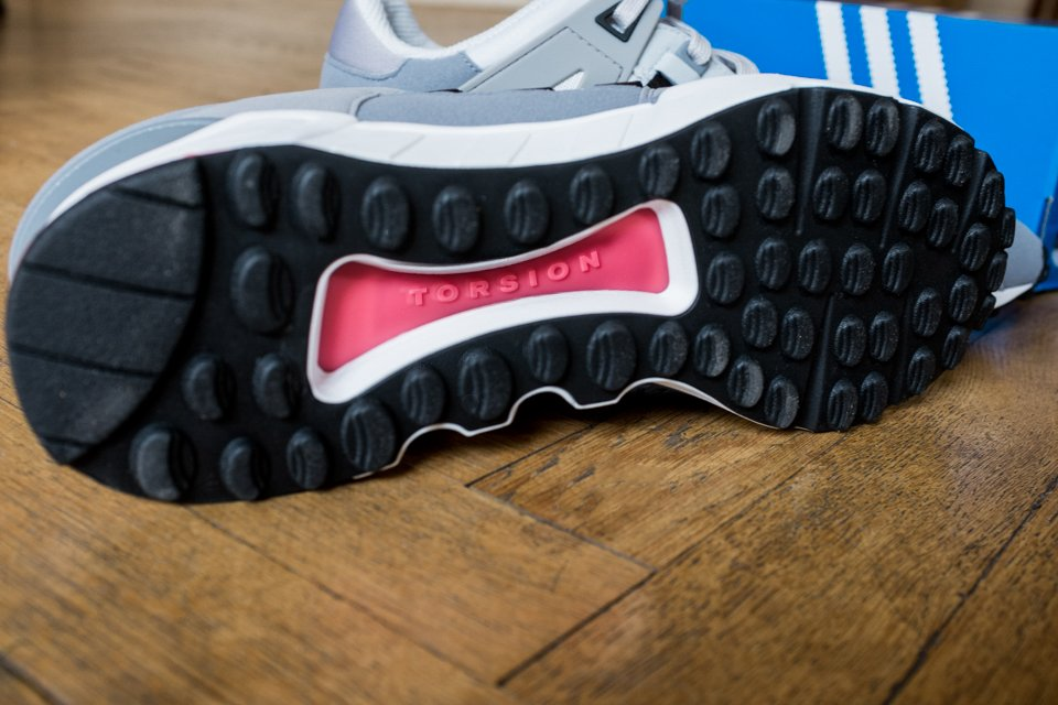 adidas torsion technologie
