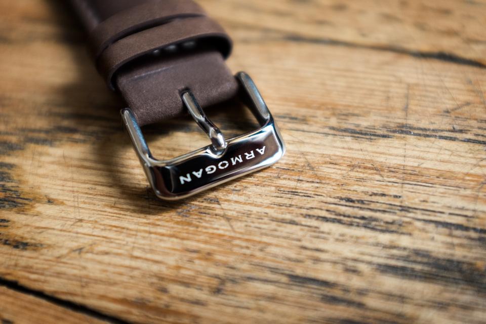armogan boucle bracelet