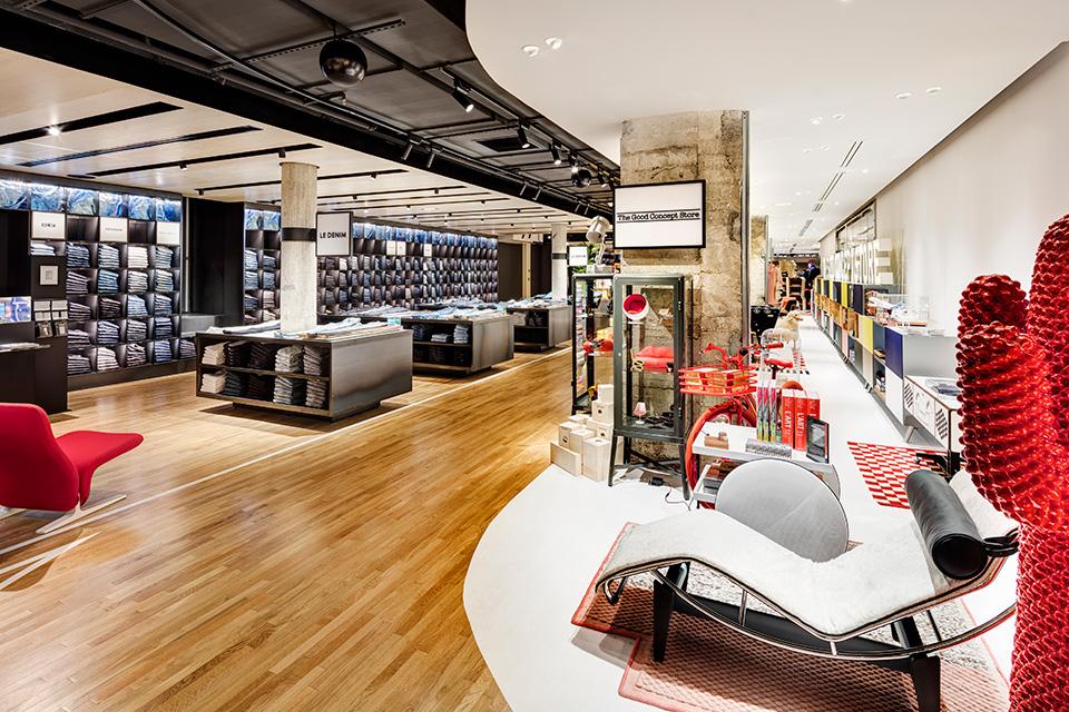 Printemps,A la une de votre magasin Paris Haussmann