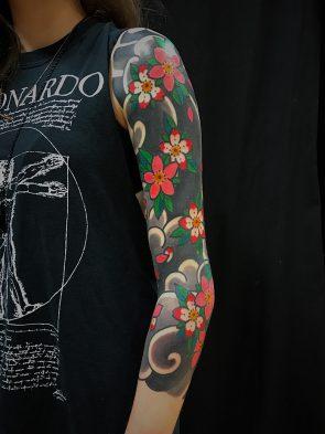 Fat Line Tattoo Club Twix