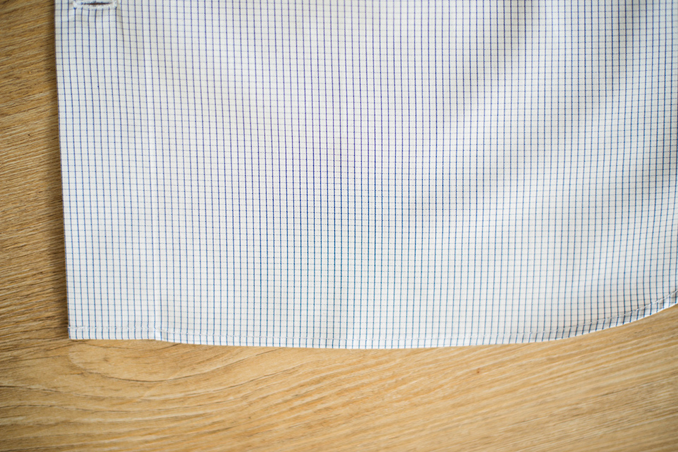 Giotho Chemise Carreaux Couture Pan