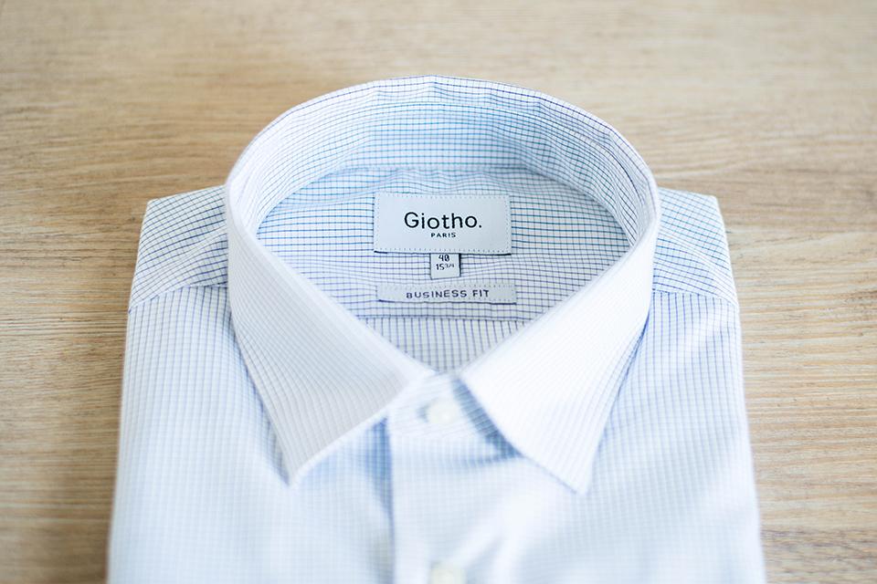 Giotho Chemise Moss Etiquette
