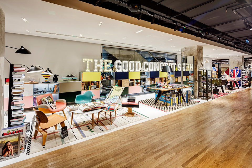 good concept store paris printemps homme
