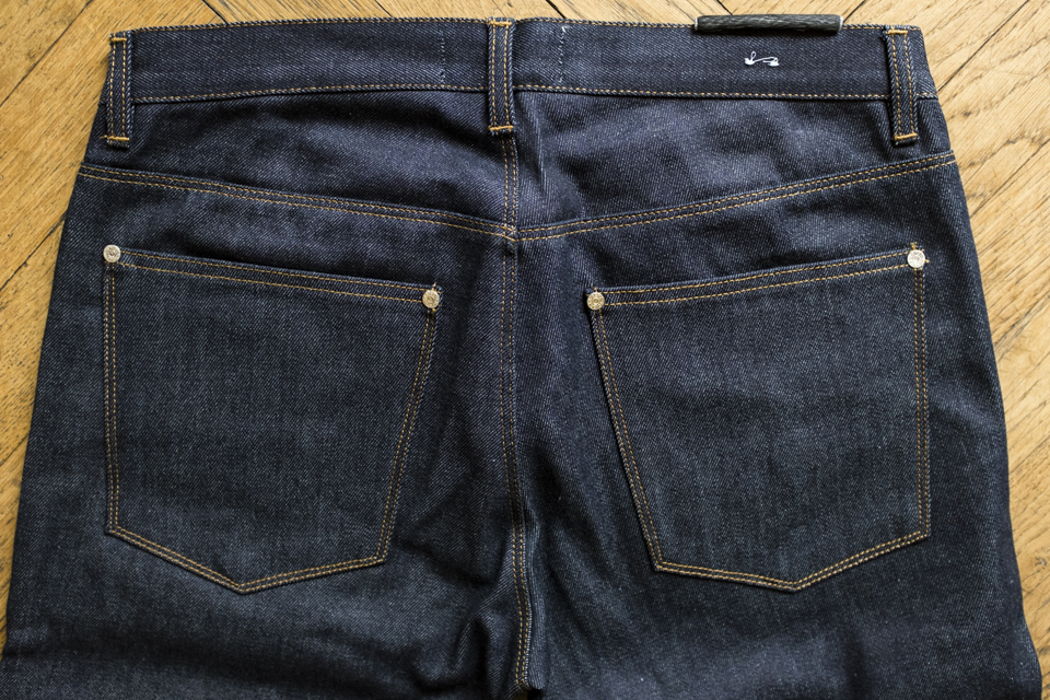 jeans acne max raw dos