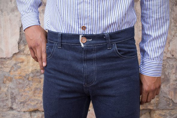 Lasape Lookbook Jeans