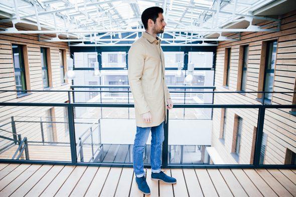 Maison Standards Mac Beige Porte Cote