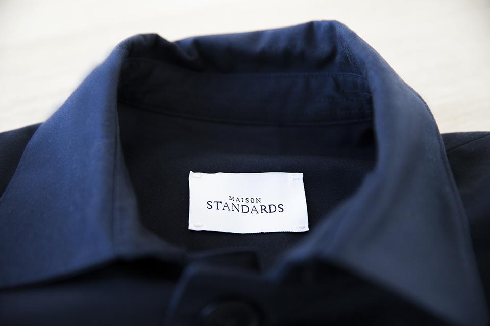 Maison Standards Mac Etiquette