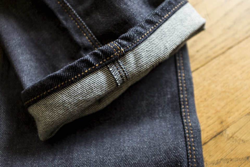 ourlet jeans acne max