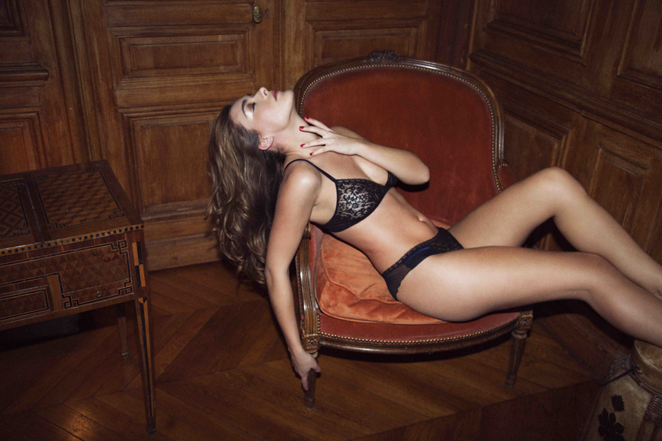 pierre dal corso absolutely pom lingerie