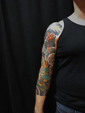 Twix Fat Line Tattoo Club