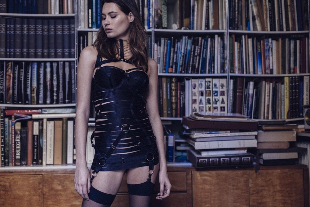 Carolina Jaramillo mannequin
