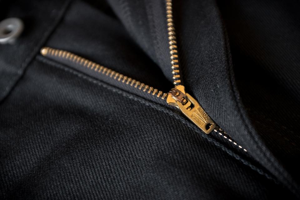 Zip universal jeans renhsen