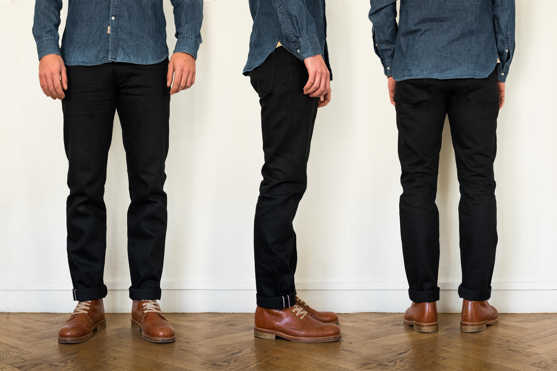 jeans renhsen noir selvedge test avis