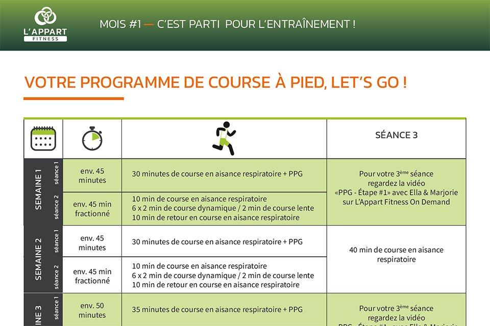 lappartfitness programme