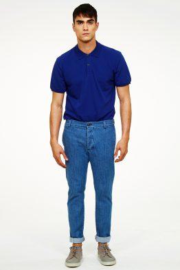 Misericordia Homme Pantalons-resplandor-gris