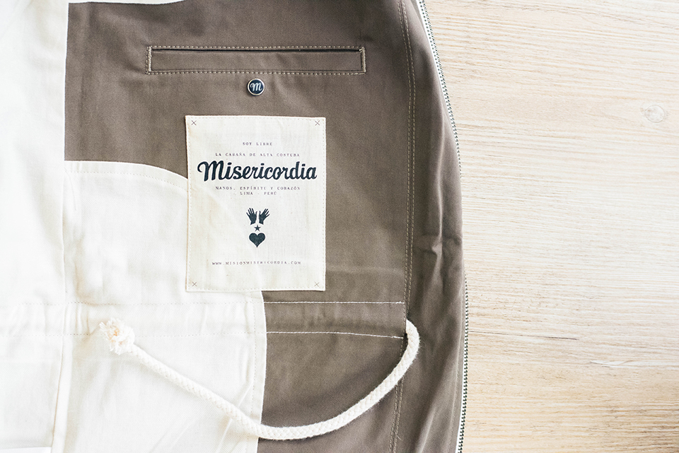 Misericordia Parka Interieur