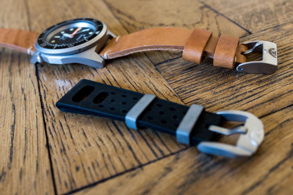 montre squale bracelets