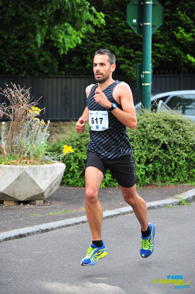 Olivier Gaillard course