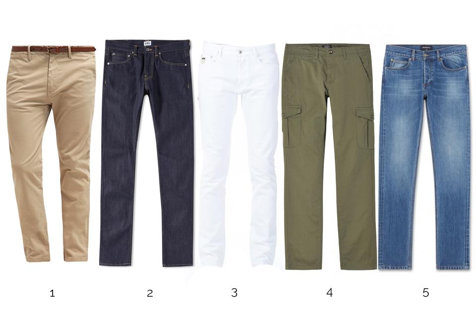 pantalons tendance cubaine 2017