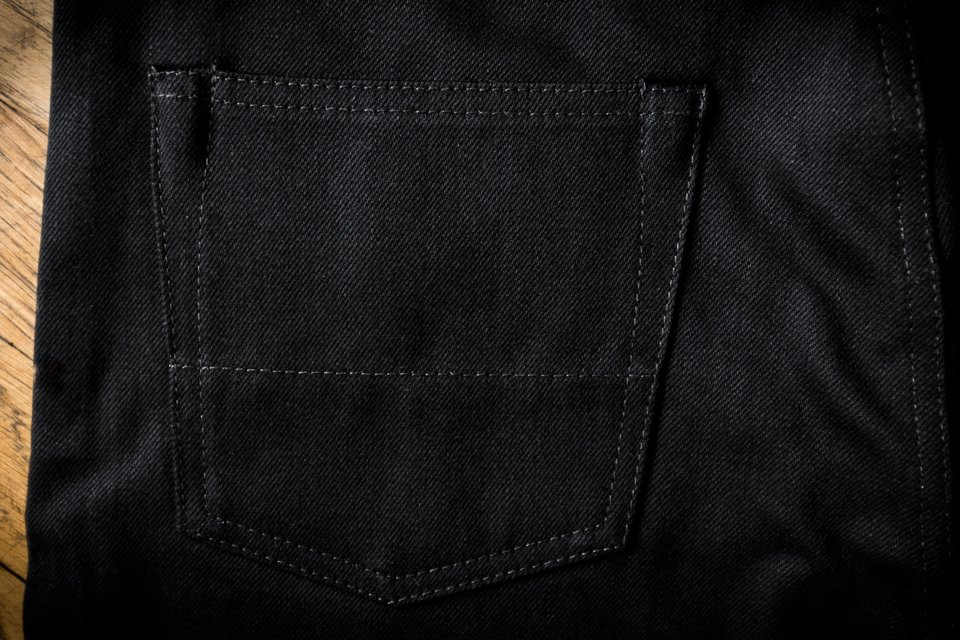 poche arriere jeans renhsen